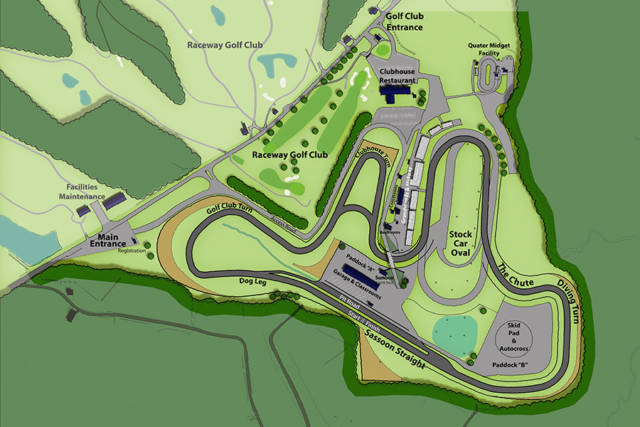 Thompson Speedway Tour And Race Ner Northeast Region Of The Porsche Club Of America