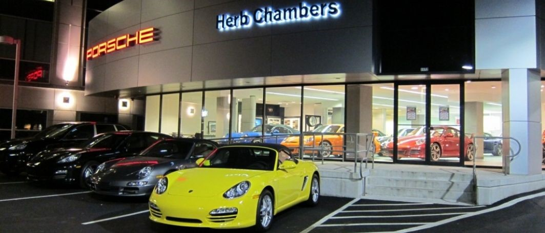 Herb Chambers Porsche >> Winter Warmer At Herb Chambers Boston Ner Northeast Region Of