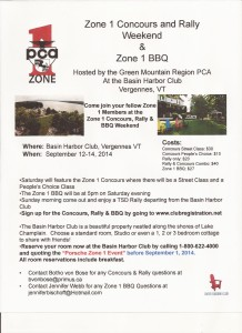 zone 1 bbq concours rally